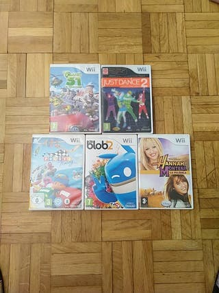 Juego Wii