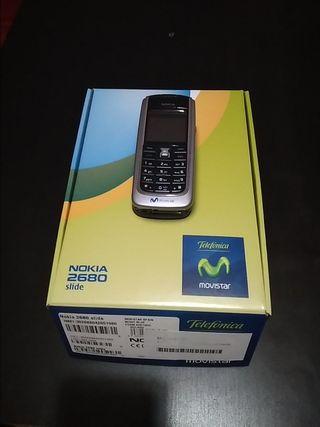 Nokia 2628 slide