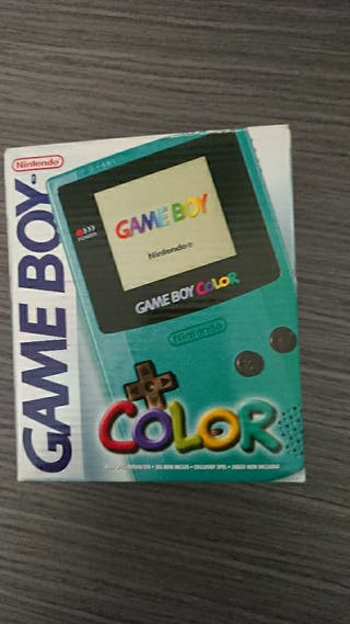 Game boy nueva