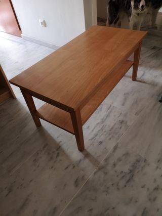 mesa de centro de salon