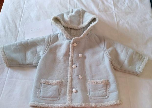 lote de chaquetones bebé