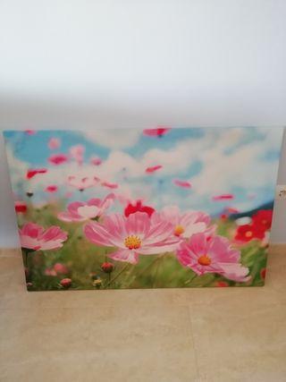 Quadre floral / Cuadro floral