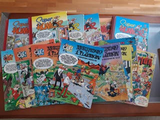 Cómics Mortadelo y Filemón