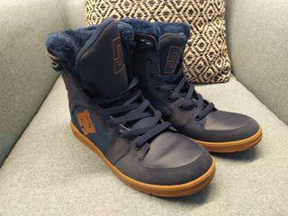 Botas DC Shoes de mujer de invierno.