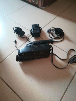 Video cámara Canon E300 8mm