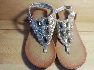 Sandalias de cuña de vestir Talla 35