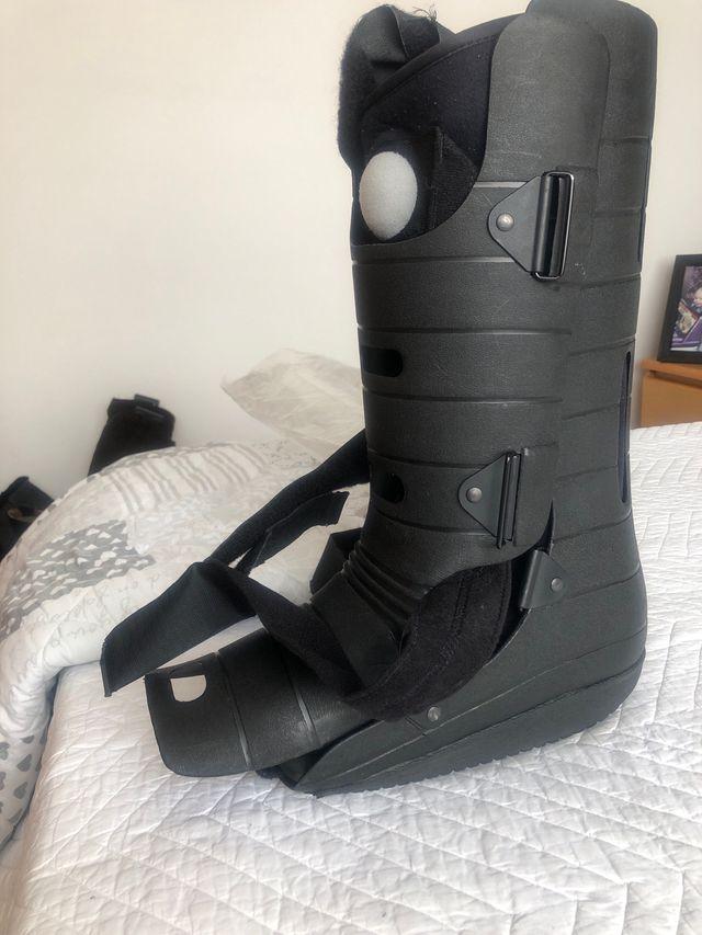 Bota ortopédica walker