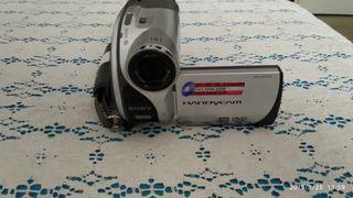 sé vende video cámara Sony.