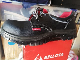 Zapatos de Seguridad Bellota.