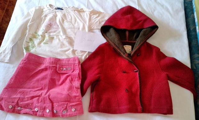 lote ropa invierno niña 3 años