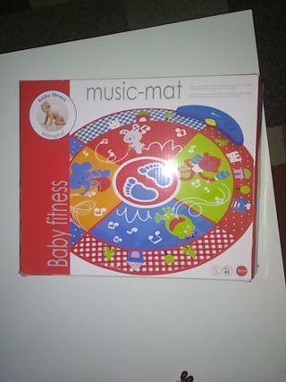 Music-Mat Baby Fittnes