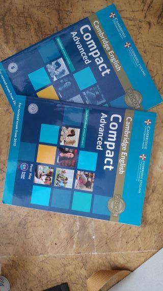 Libros inglés Advanced