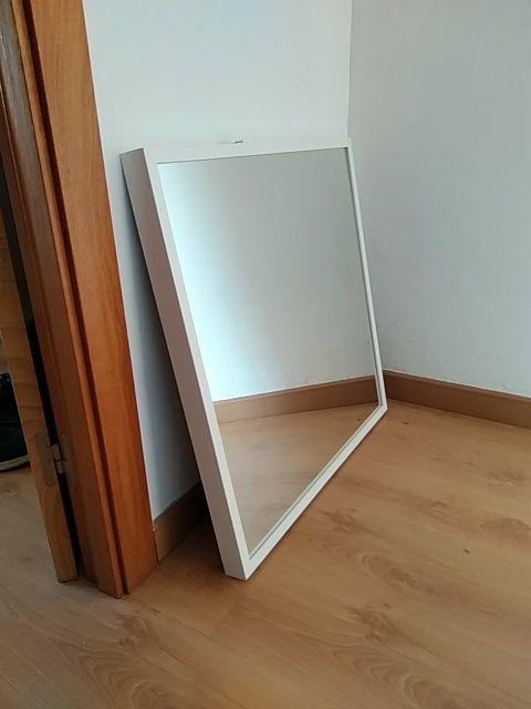 Espejo cuadrado ikea