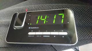 Reloj despertador Audiosonic CL-1492