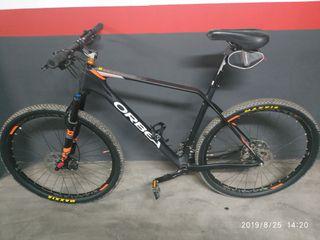 bicicleta de montaña Orbea Alma 29 M30 XT 18