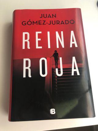 Libro Reina Roja