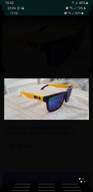 gafas de sol spy+ ken block