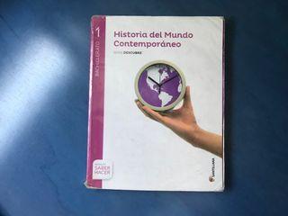 Libro historia 1ºbachillerato