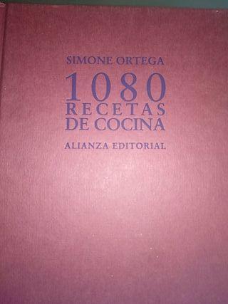 libro recetas cocina