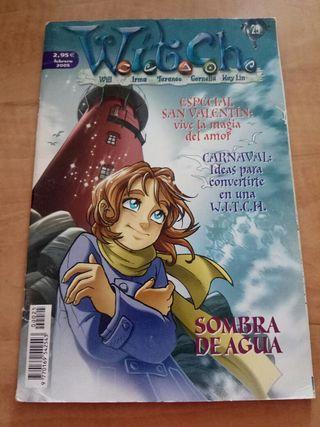Revista - Cómic . Witch