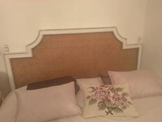 cabecero rejilla cama 1'50