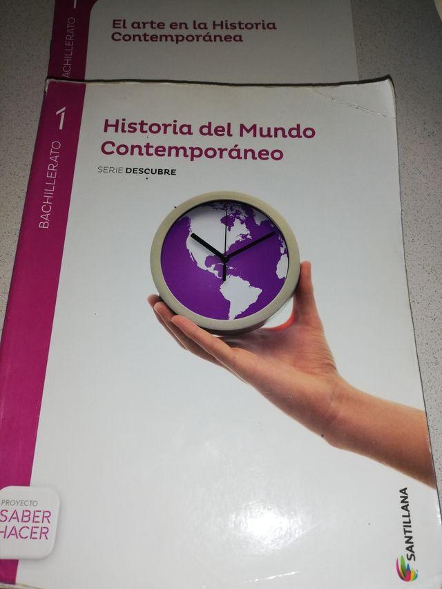 Libro Primero bachillerato Historia