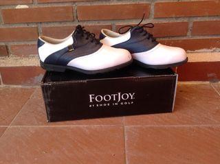 Zapatos golf FootJoy mujer