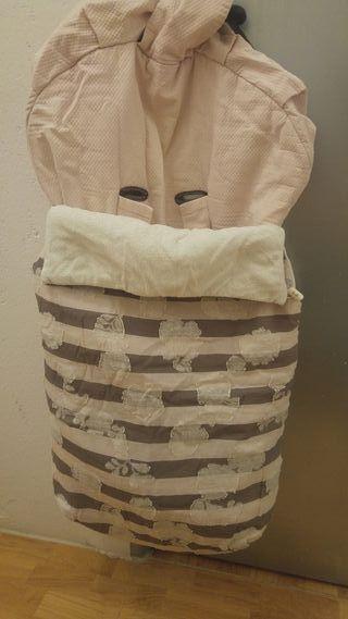 saco carrito bebé