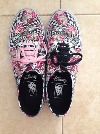 Zapatillas Vans Alicia. Talla 44,5