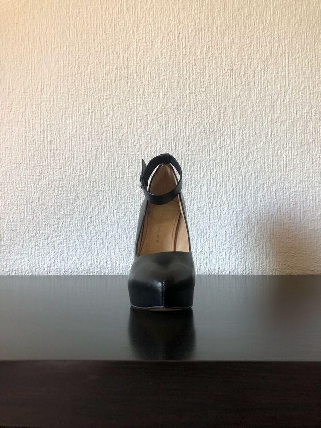 Zapato Cua Piel