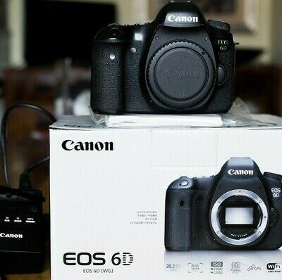 Canon 6D Full Frame
