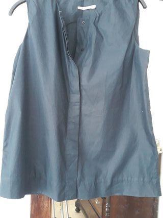 blusa de Uterqüe