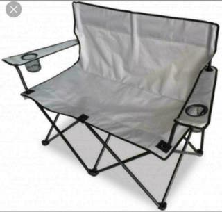 Silla,banco,plegable camping,playa respaldo. Resis