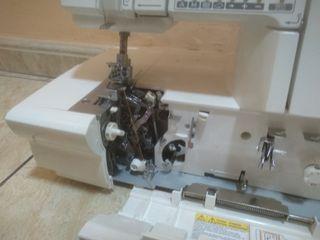 Maquina de coser y bordado sueca Husqvarna