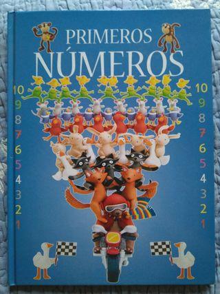 """Libro """"Primeros números"""""""