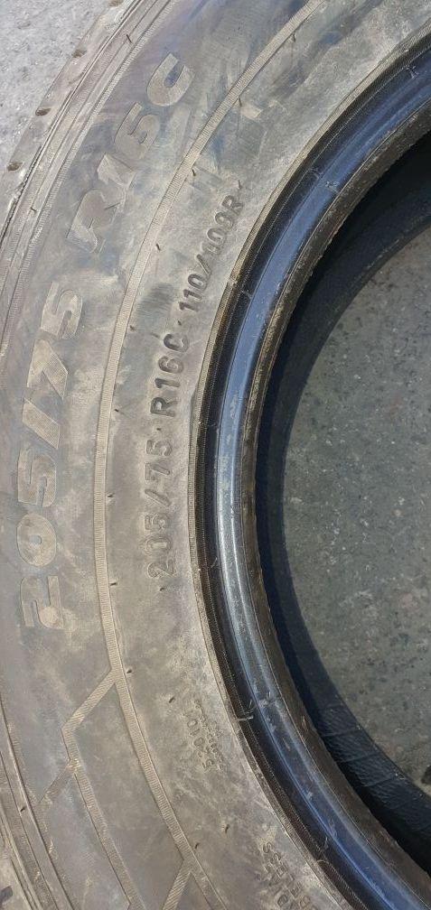 4 ruedas nuevas 205/75/16 c pirelli