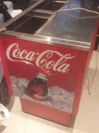 Camara Frigorifica Coca Cola