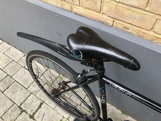 Black Viking Havana Road Bike