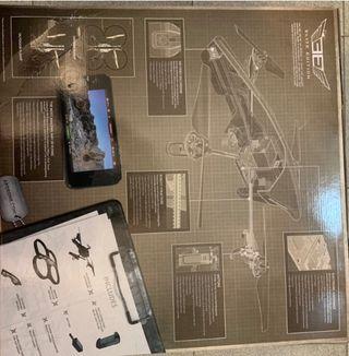 Drone Parrot AR. Drone 2.0 Elite Edition Snow