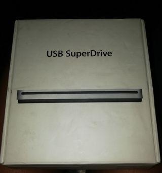 USB superdrive apple Nuevo a estrenar