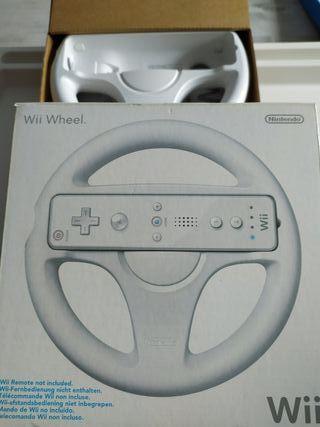 Wii Wheel nintendo