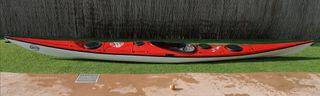 vendo Kayak de fibra