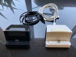 Cargador sobremesa USB-C