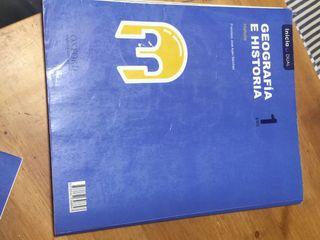 Libros de Geografía e Historia de 1 ESO