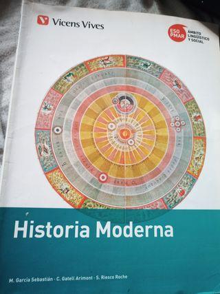 libro de historia moderna