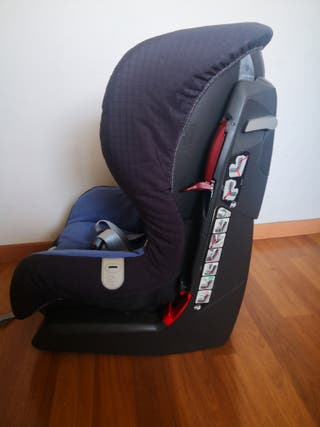 Silla seguridad Römmer King Plus