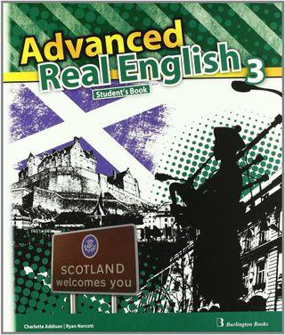 Advance Real English 3 St