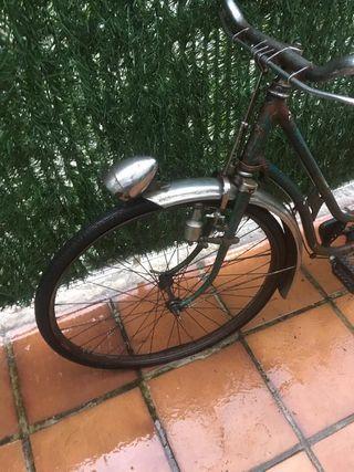 Bicicleta BH antigua