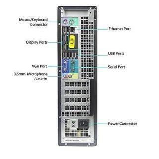 Dell optiplex 7010 i5 8gb ram sobremesa