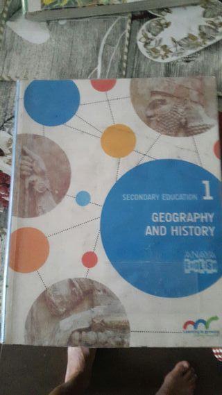 libro geográfia historia
